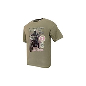 Steve Mcqueen T-shirt (international 6 Day Trial 1964)