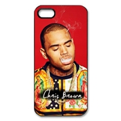 Chris Brown Coque Pour Iphone 5 5s Coque En Plastique Rigide Pour Iphone 5/5s