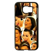 Khloe Kardashian 2d Phone Case For Samsung Galaxy S6