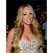 Mariah Carey Poster On Silk <35cm X 46cm, 14inch X 18inch> - Affiche De Soie - 1d1d84