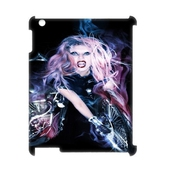 Lady Gaga Sandy024439 3d Art Print Design Phone Back Case Customized Hard Shell Protection Ipad2,3,4