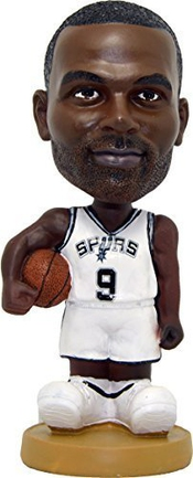 Nba Player San Antonio Spurs Tony Parker Pennant Base Bobblehead Figurine Ii By Kcslam