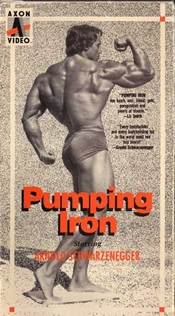 Pumping Iron - With Arnold Schwarzenegger [vhs] [import Anglais]