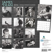 Calendrier James Dean Official 2016