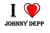 I Heart Johnny Depp-porte-clÉ-porte-clÉ-i Heart Johnny Depp