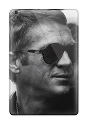 Annasanders Case Cover Protector Specially Made For Ipad Mini/mini 2 Steve Mcqueen