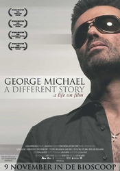 George Michael: A Different Story Affiche Du Film Poster Movie Georges Michel: Une Histoire Différente (27 X 40 In - 69cm X 102cm) Dutch Style A