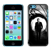 Keelan Tech Coque Housse Case Etui Cover - Daniel Craig Bond - Apple Iphone 5c