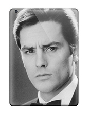 Best Fashion Tpu Case For Ipad Air- Alain Delon Defender Case Cover
