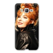 Coque Samsung Galaxy Grand Prime People - - Mylène Farmer 2 -