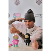 Chris Brown Poster On Silk <35cm X 53cm, 14inch X 21inch> - Affiche De Soie - 9e4bf2
