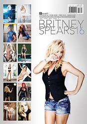 Calendrier Britney Spears 2016