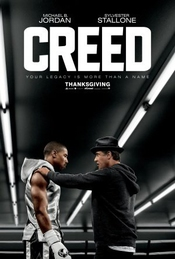 Creed - Sylvester Stallone - Us Wall Imported Movie Poster Print - 30cm X 43cm Rocky Brand New
