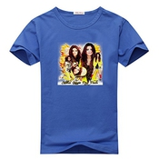 Dean Adams Mens Selena Gomez T-shirts - Pattern 2