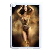 3d [beyonce] Beyonc?? New Rise Parfum Case For Ipad Mini 2d, Ipad Mini 2d Case Antishock For Women {white}