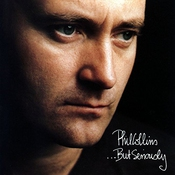 Phil Collins - But Seriously - Mini Poster With Black Card Frame (21 Cm X 21 Cm)