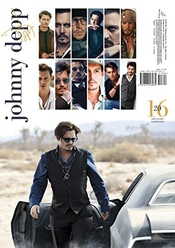 Calendrier Official Johnny Depp 2016