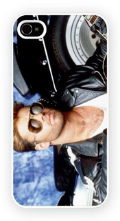 George Michael - Trike Iphone 4 4s Mobile Phone Case