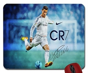 Cristiano Ronaldo Real Madrid Wallpapers Wallpaper Mouse Pad Computer Mousepad