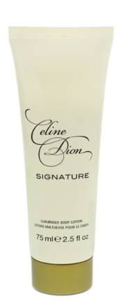 Celine Dion Signature Body Lotion 75ml