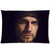 Custom Henry Cavill Pillowcase Cushion Cover Design Standard Size 20x30 Two Sides