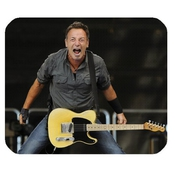 Bester Bruce Springsteen Rock Superstar Best Artist Personalized Rectangle Mouse Pad