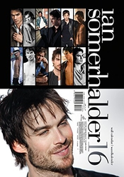 Calendrier Official Ian Somerhalder 2016 [vampire Diaries]
