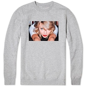 Taylor Swift Crewneck Sweatshirt Unisex