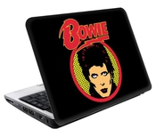 Musicskins-david Bowie-diamond Dogs - 235 Mm X 140 Mm-skin Pour Netbook Taille M