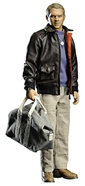 Star Ace Jouets My Favorite Legend Series The Great Escape Steve Mcqueen Figurine