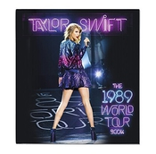 Taylor Swift Official 1989 World Tour Book Program By Taylor Swift