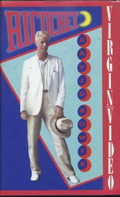David Bowie-ricochet [vhs] [import Allemand]