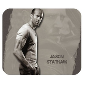 Custom Your Own Jason Statham Film Stars Personalized Mousepad Mousepad-jn079 By Cyber Monday Store