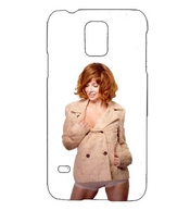 Coque Samsung Galaxy S5 Mini People - - Mylène Farmer 2 -