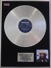 Demis Roussos-lp Platine Disque Forever And Ever