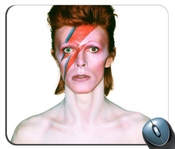 Custom David Bowie V2 Mouse Pad G4215