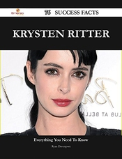 Krysten Ritter 76 Success Facts - Everything You Need To Know About Krysten Ritter
