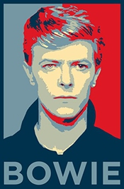 David Bowie - Us Imported Music Wall Poster Print - 30cm X 43cm Brand New