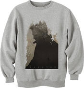 James Bond Daniel Craig Spectre Painted Fan Art Unisex Crewneck Sweatshirt