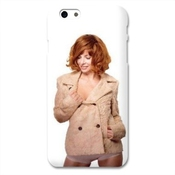Coque Iphone 6 / 6s People - - Mylène Farmer 1 B -