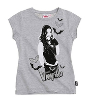 Chica Vampiro Fille Tee-shirt 2016 Collection - Gris