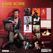 Calendrier David Bowie 2017