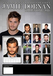 Calendrier Jamie Dornan Wall - 2016 Walls - Celebritys - 50 Shades Of Grey - Poster Walls - Monthly Walls By Dream International