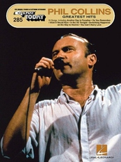 Phil Collins Greatest Hits: For Organs, Pianos & Electronic Keyboards