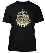 Neil Young Inspired Sugar Mountain Heart Of Gold T-shirt, Hommes