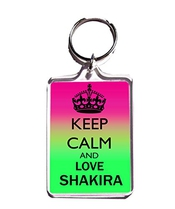 Keep Calm And Love Shakira Porte ClÉ