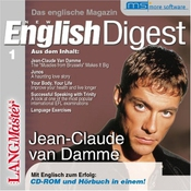 English Digest With Jean-claude Van Damme