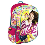 Soy Luna - Grand Sac à Dos 43cm Colour In Your Way! Soy Luna