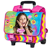 Soy Luna - 60595 - Cartable Trolley Roulettes