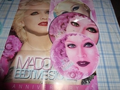 33t.madonna - Bedtime Stories 20th Anniversary Lp Picture-disc + Poster/numerotee 300 Copies